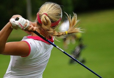 ゴルフ女子