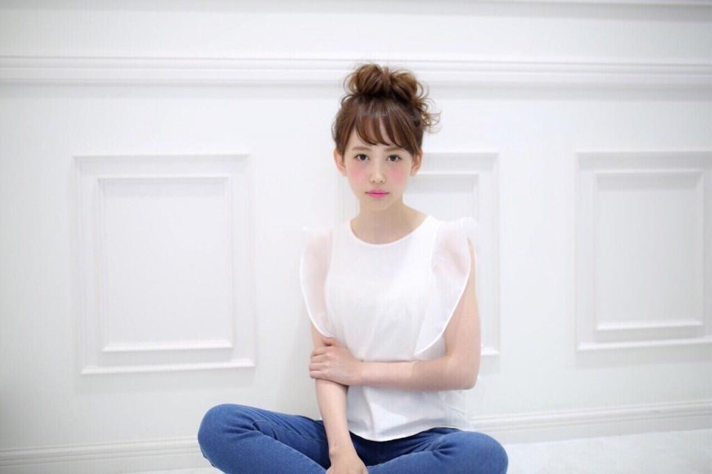 サロンモデル yuki