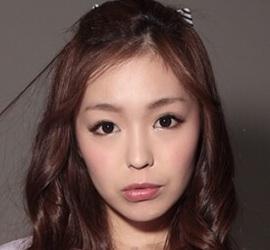 モデル田尻晶子