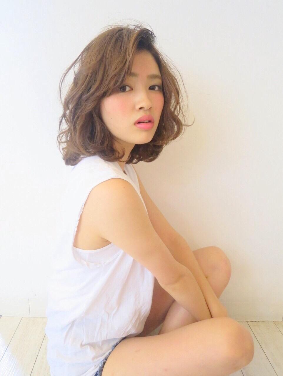 サロンモデル 菅澤麻華