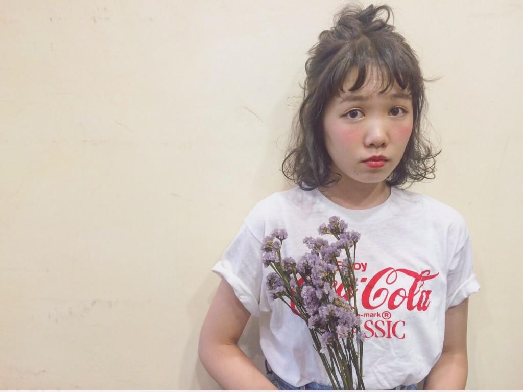 美容師 田野倉香里