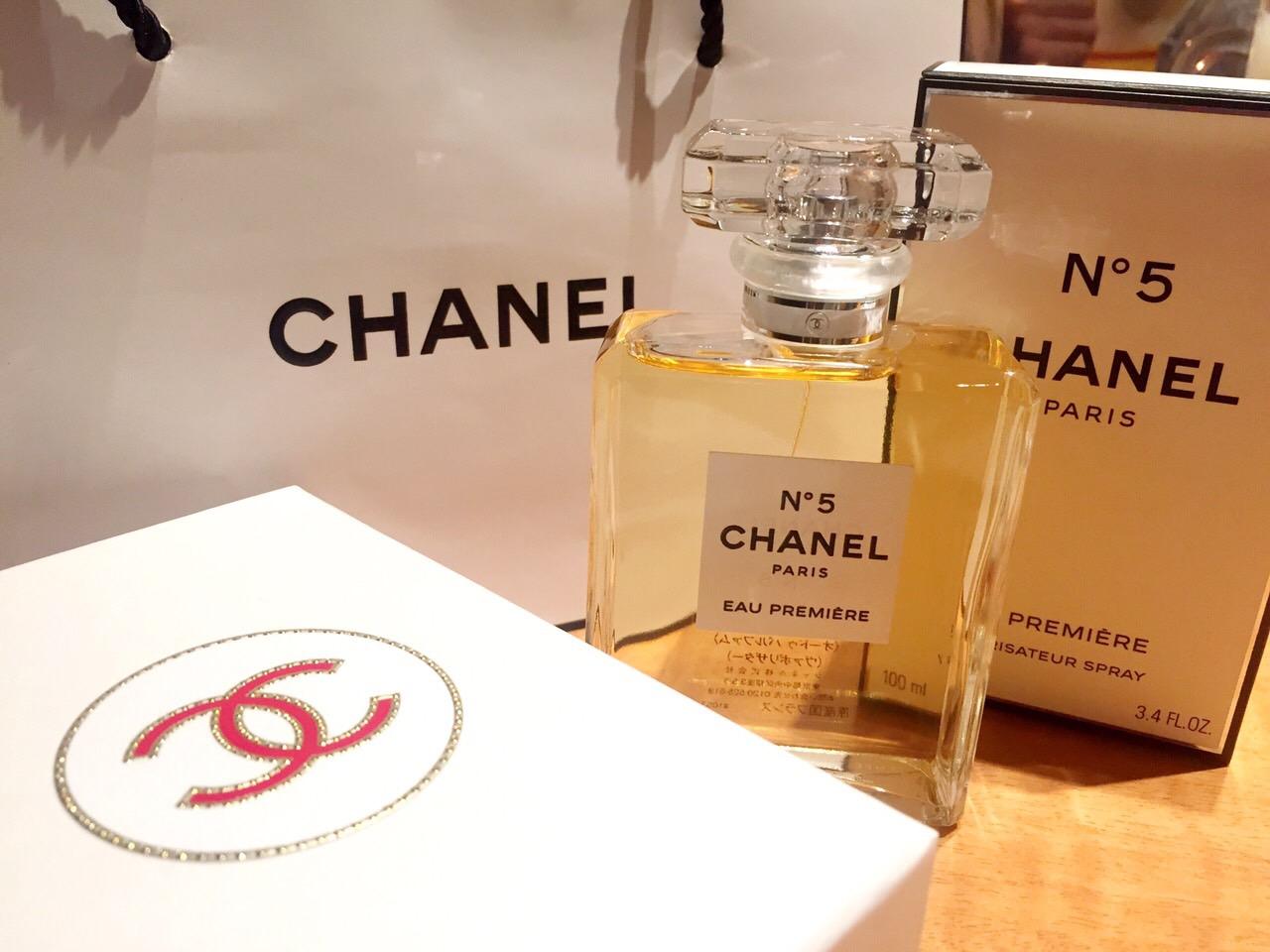 CHANEL 香水 No.5 オープルミエール