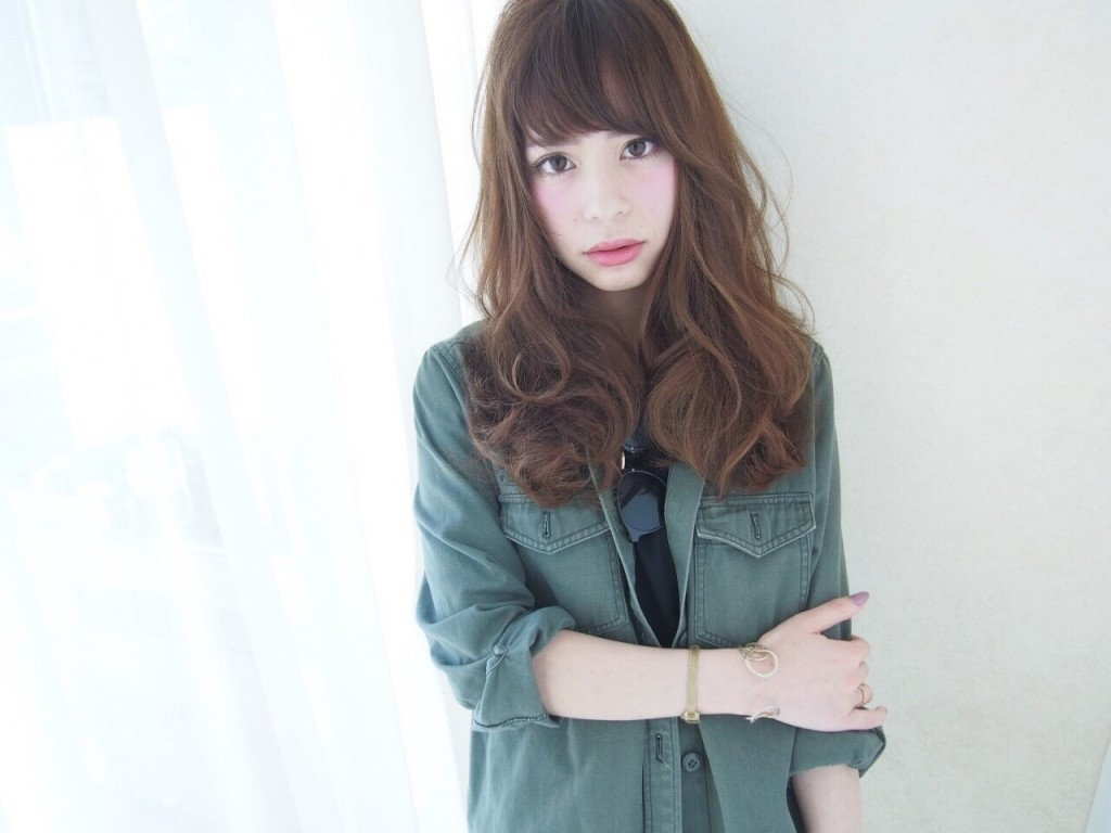 サロンモデル mizuki