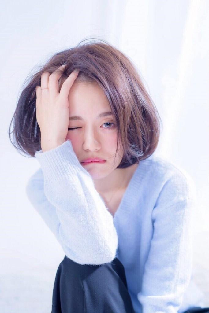 サロンモデル 吉田愛理