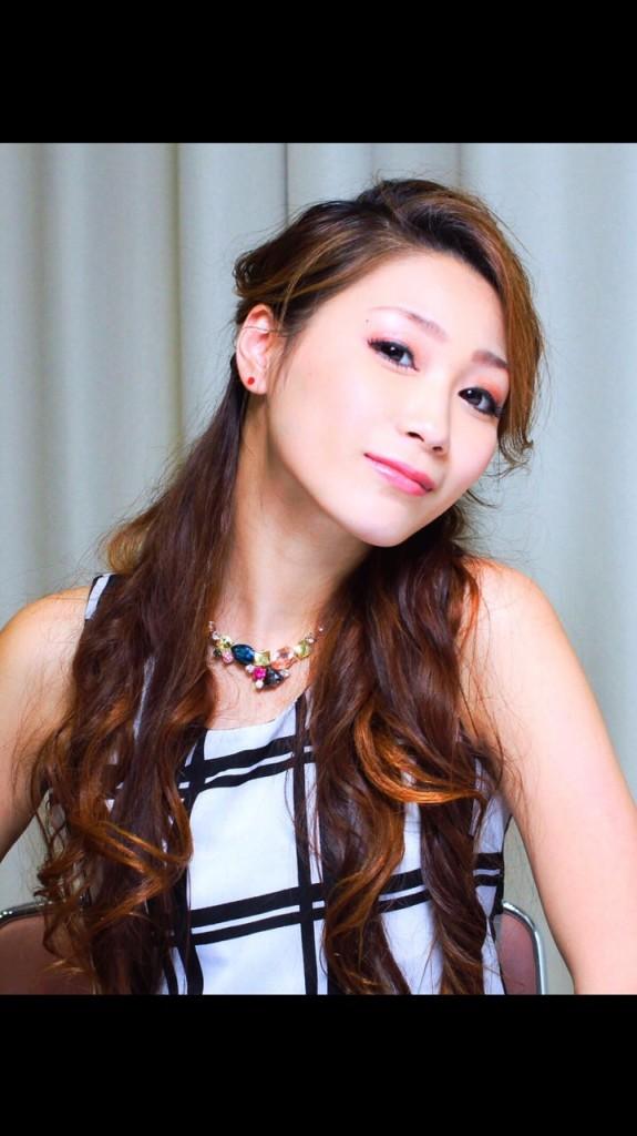 モデル 原田裕香