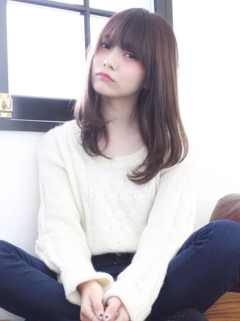 サロンモデル maichan