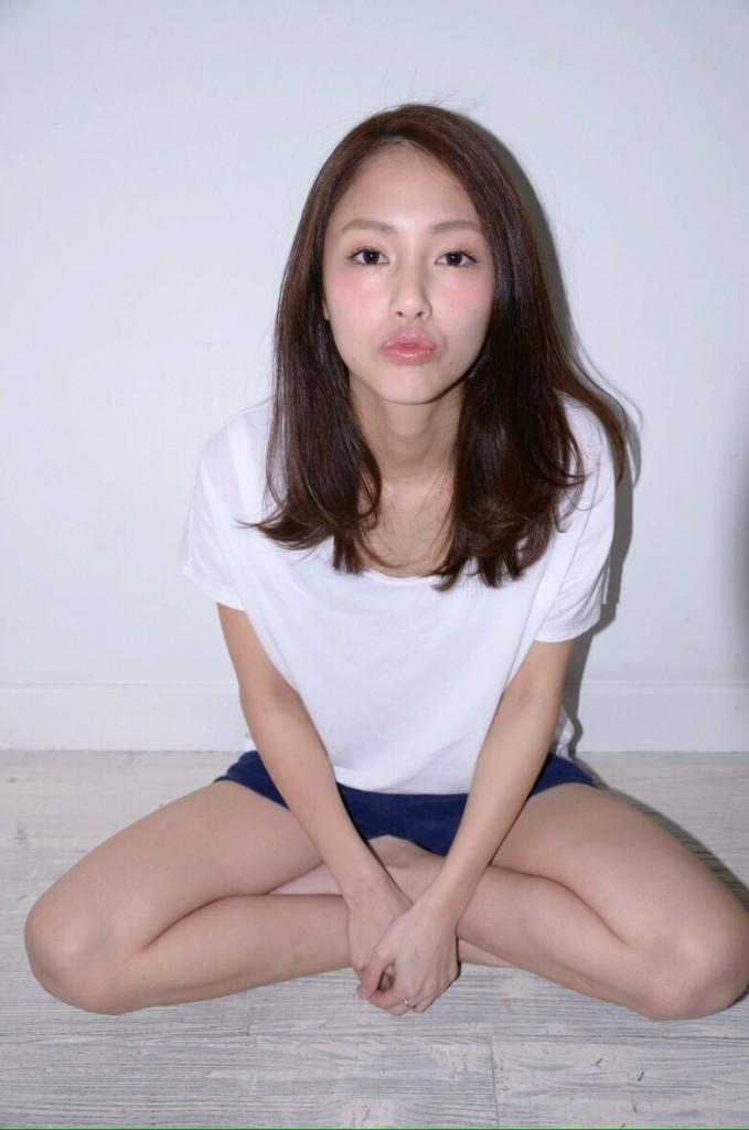 サロンモデル 豊嶋葉純