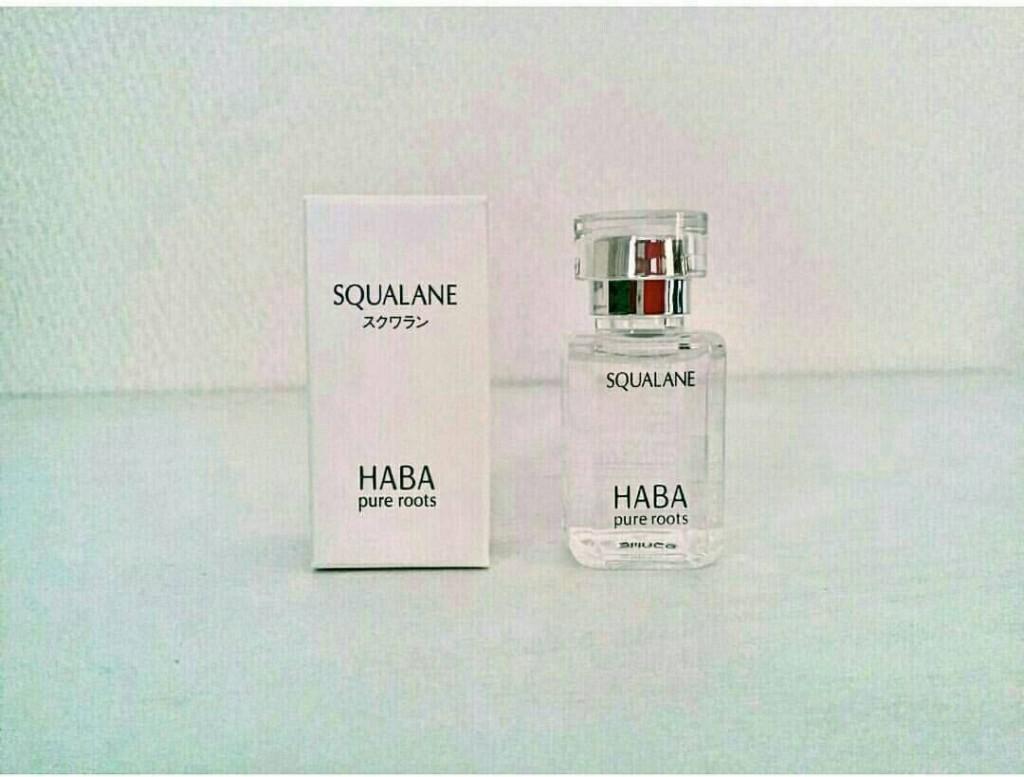 HABAのスクワランオイル