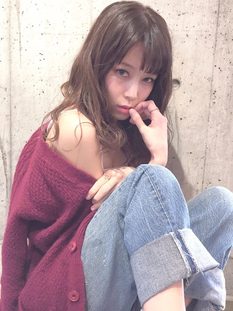 サロンモデル いのみわ子
