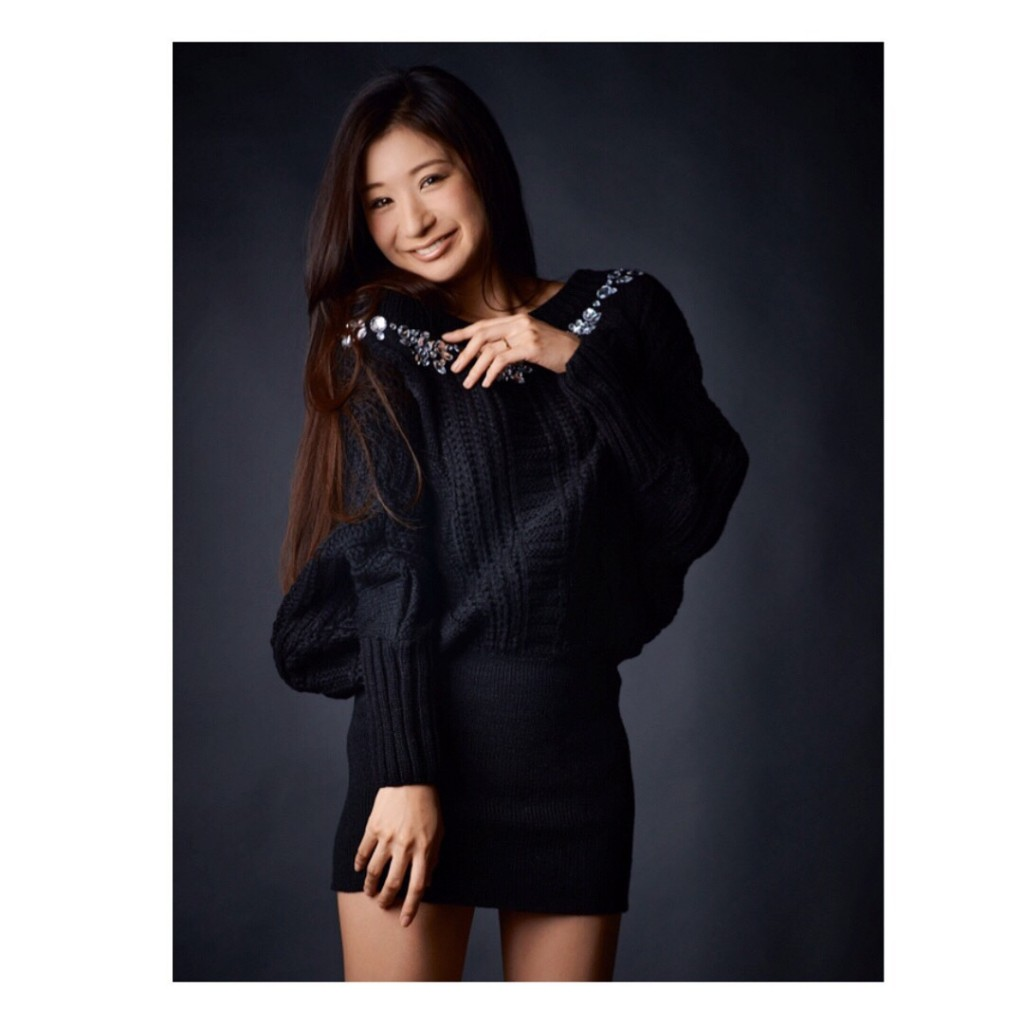 モデル 中村江梨香