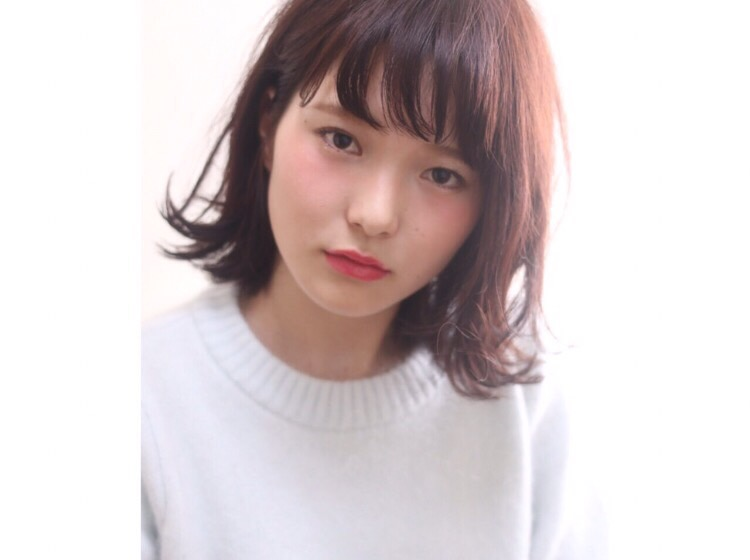 サロンモデル Shiori