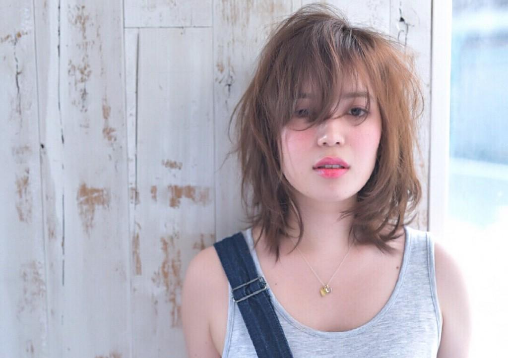 美容師 篠原愛恵