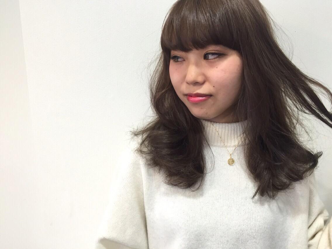 サロンモデル 石田恵美