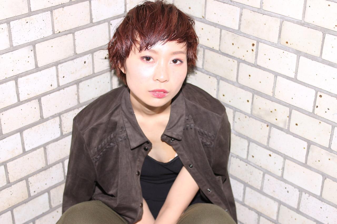 サロンモデル yurika.