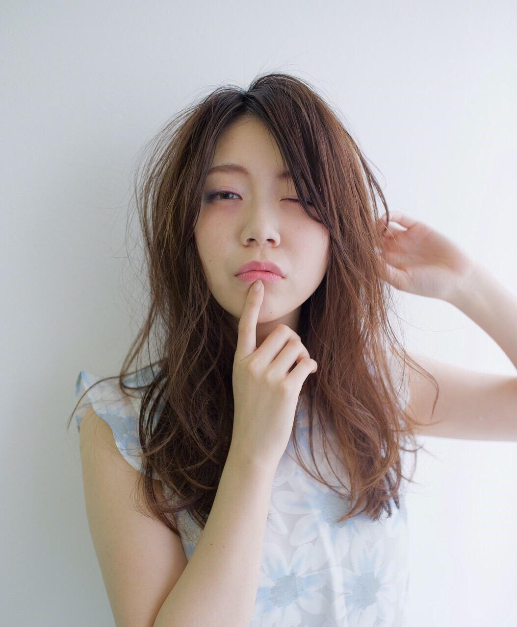 サロンモデル CHISATO