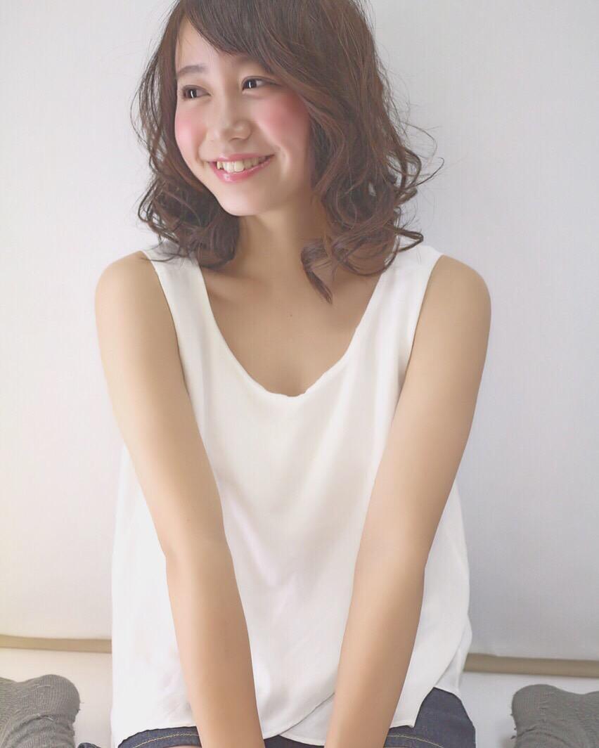 サロンモデル yukiko
