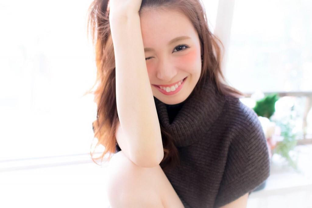 サロンモデル 井田夏希
