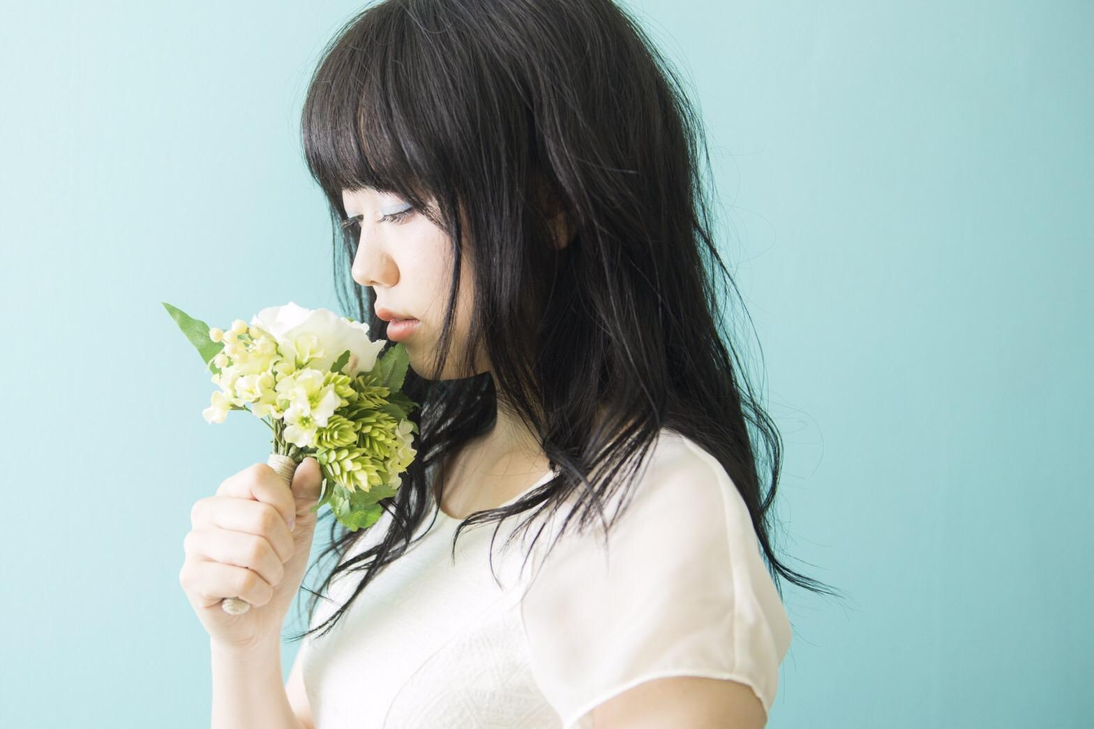 サロンモデル 花菜
