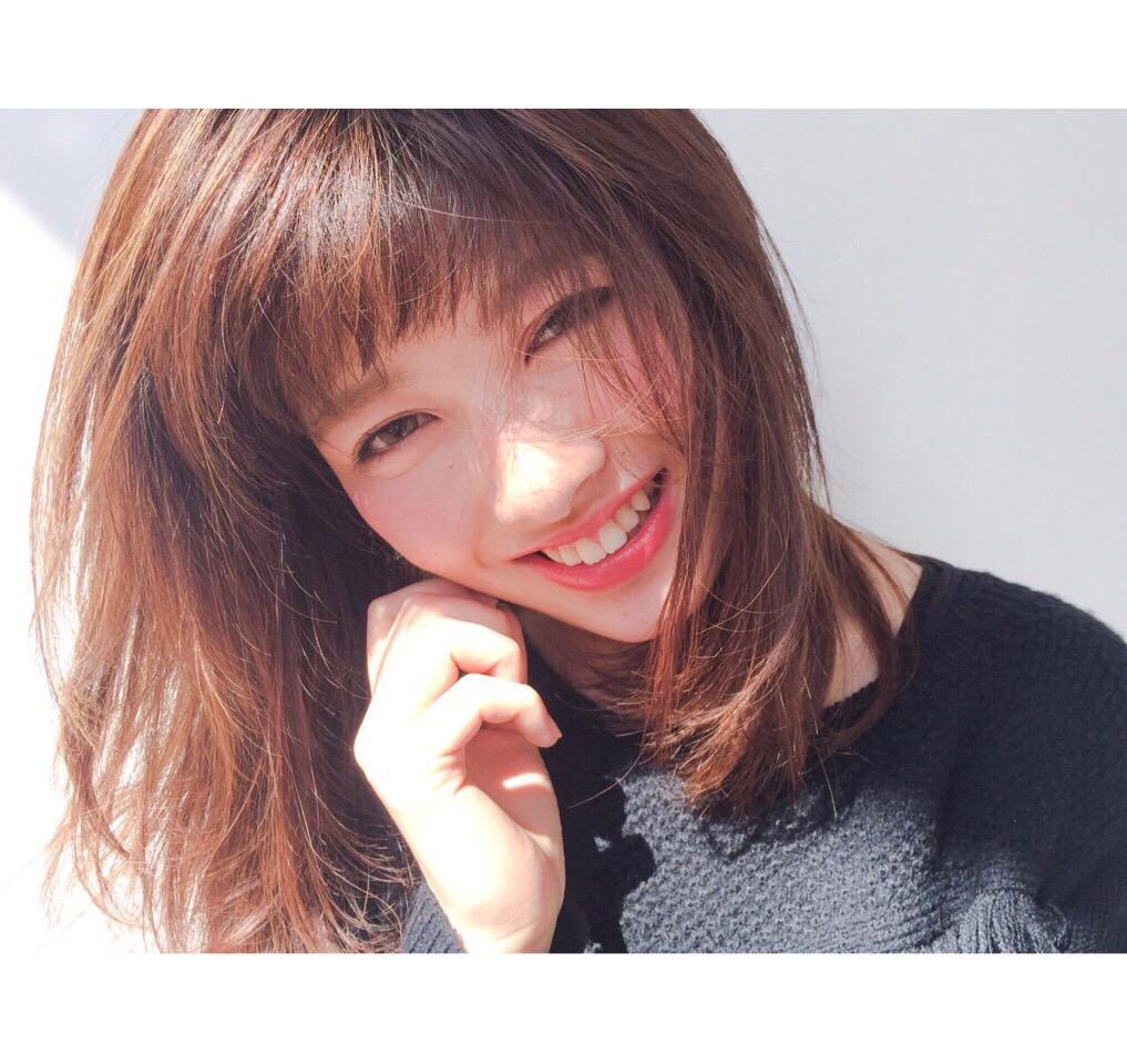 サロンモデル 細田彩花