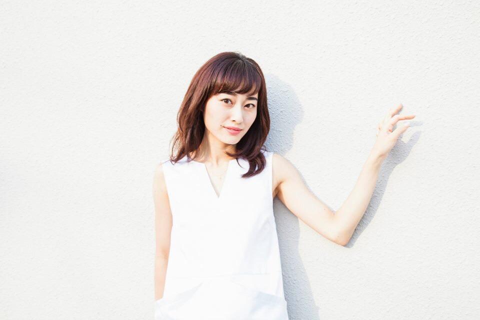 モデル 小祝麻里亜
