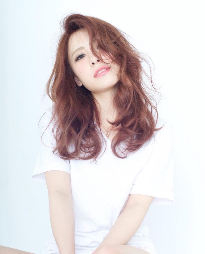 hair&photo by 白星夕輝さん