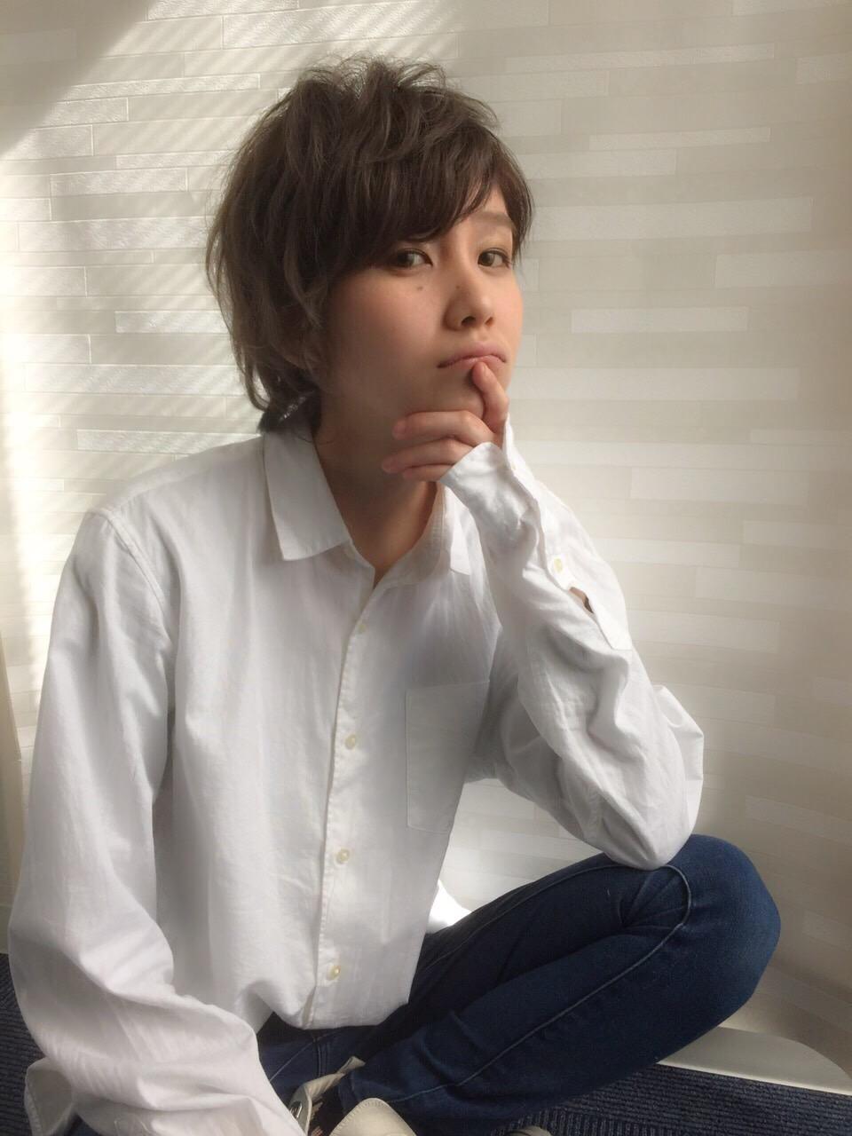 サロンモデル 志賀愛美
