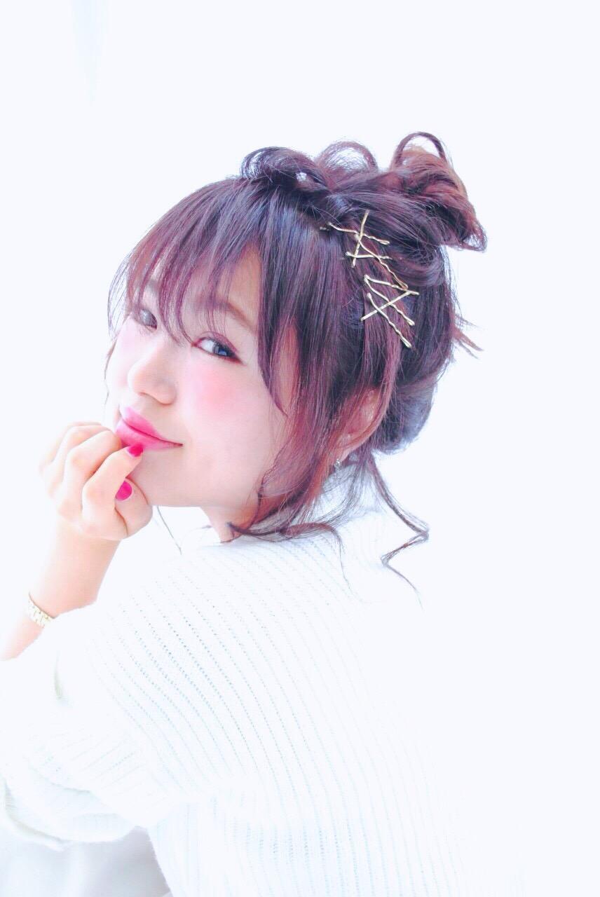 サロンモデル Nagisa