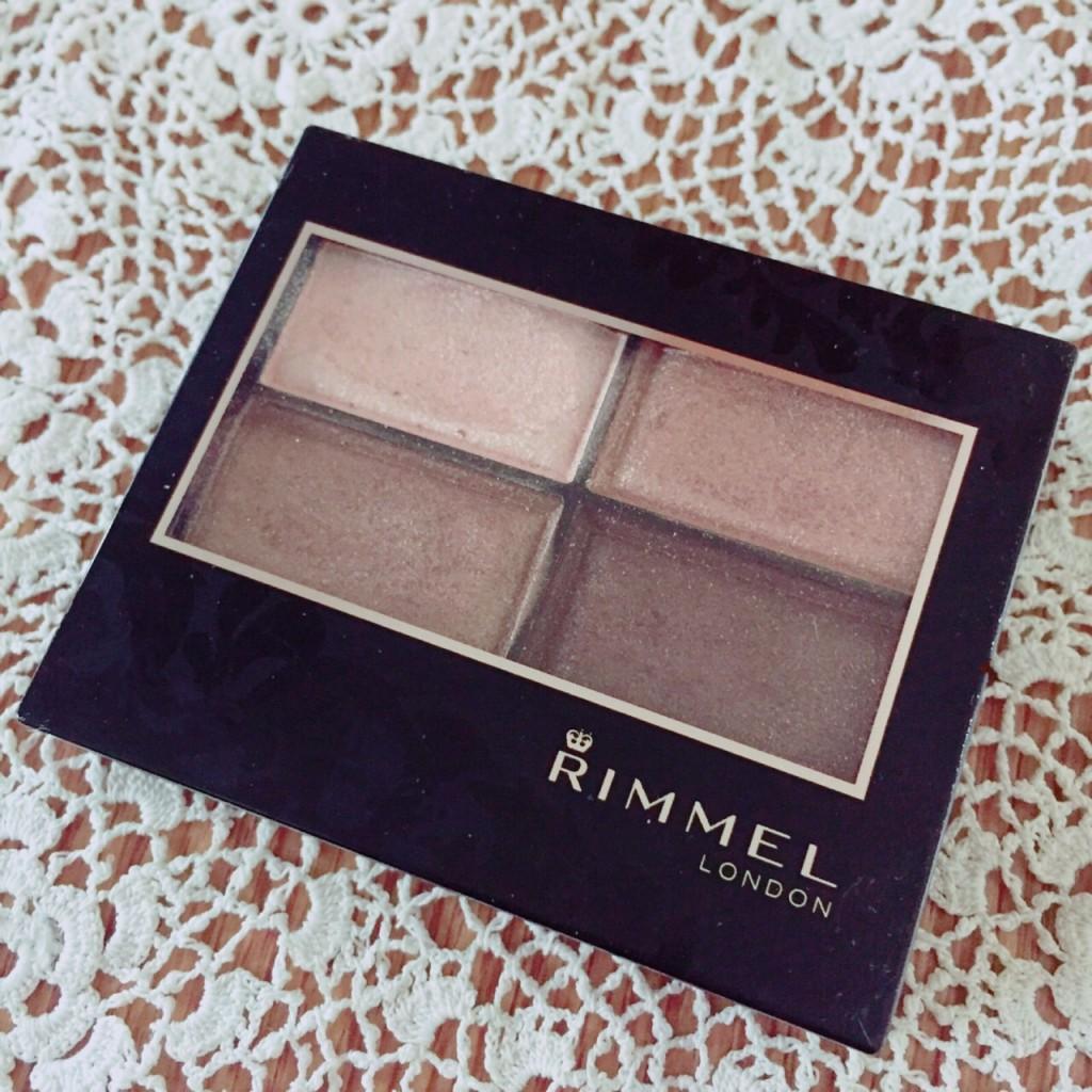 RIMMELのロイヤルヴィンテージアイズ