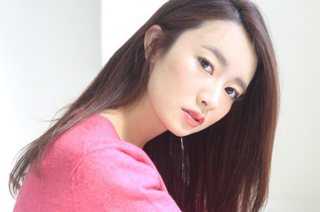 サロンモデル Erina