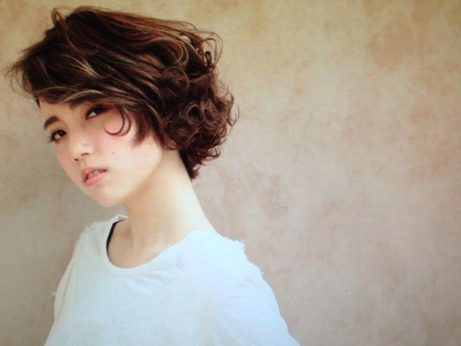 hair&make by 西尾寛世さん styling by 小山莉沙さん