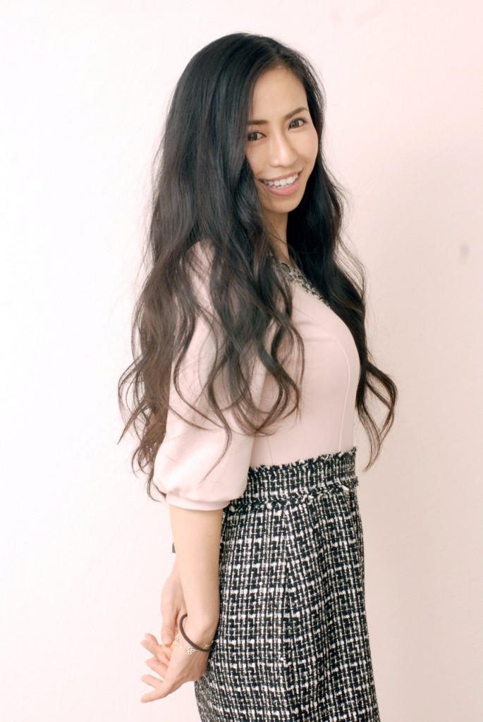 hair by 河村有紀さん