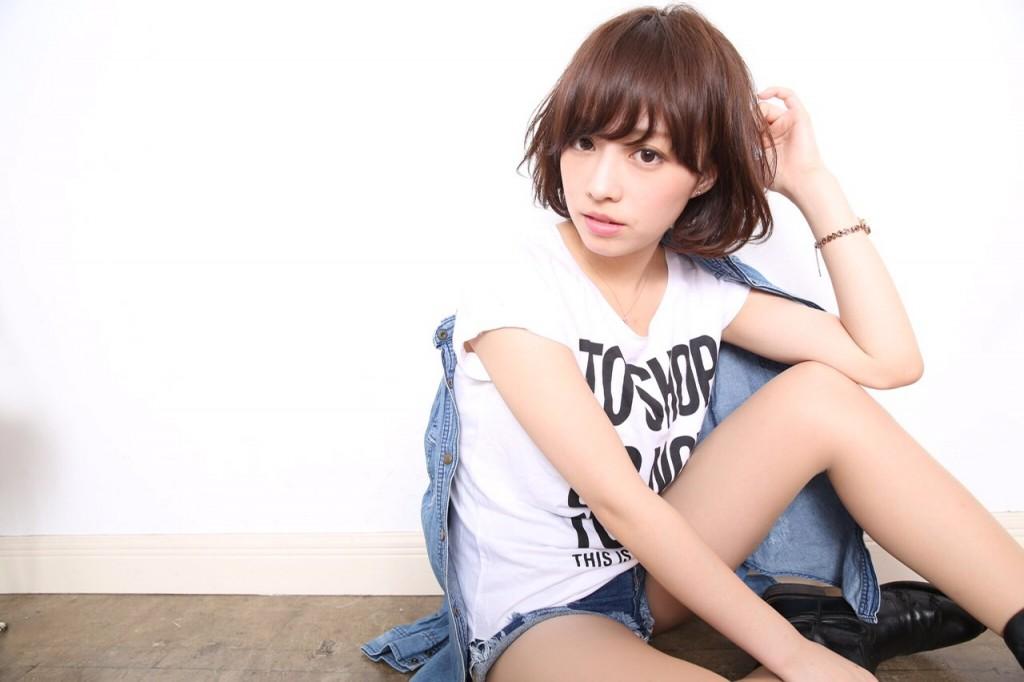 hair&photo by 杉下えりこさん
