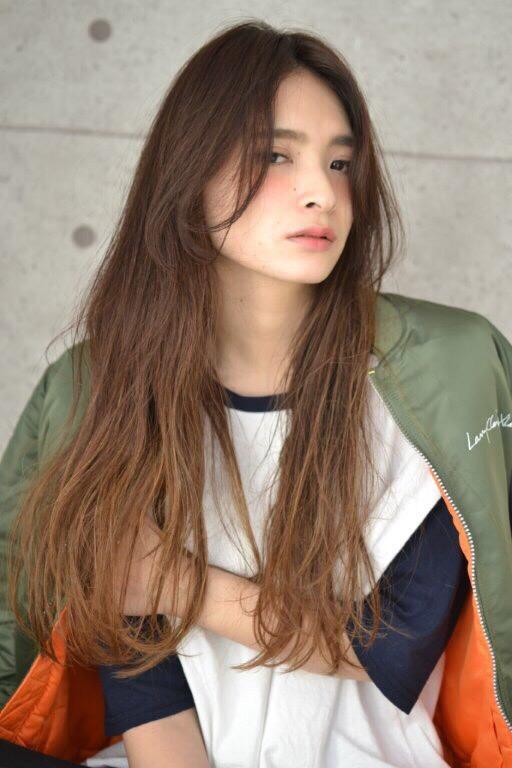 hair,make,photo by  山根美智子さん