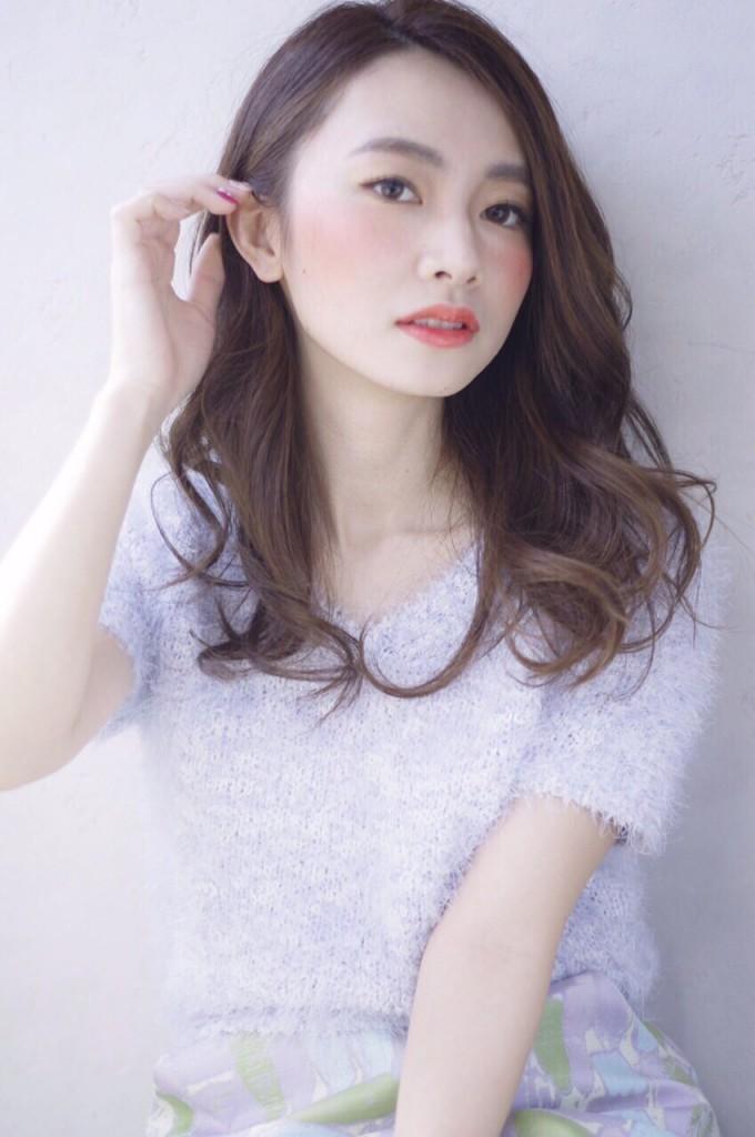 hair by 上鶴 悠貴  さん