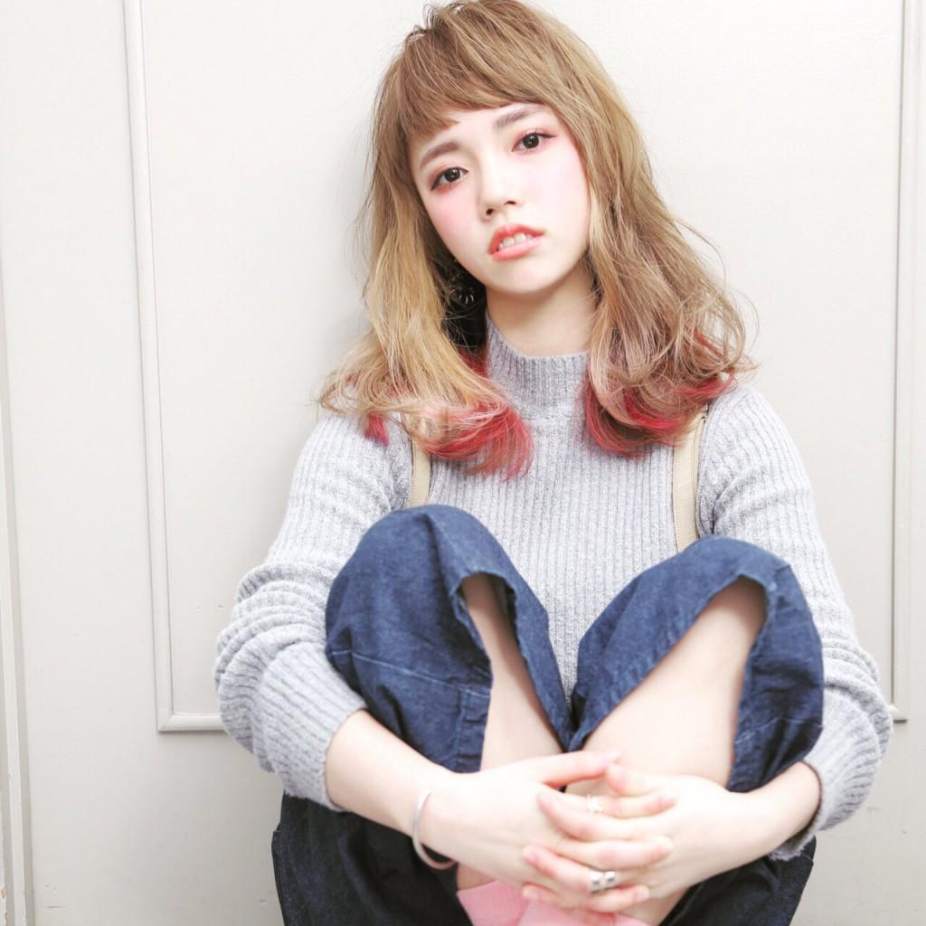 hair by 藤田しんごさん