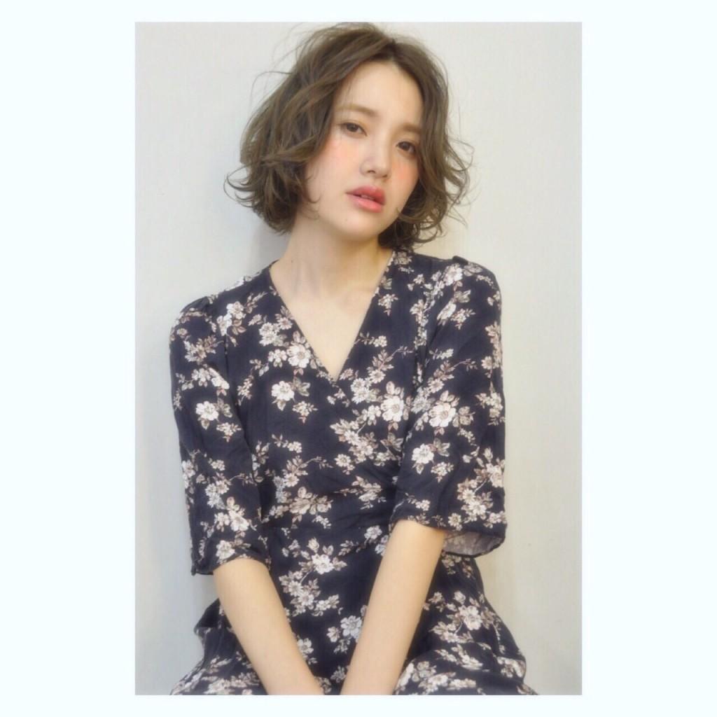 サロンモデル 渡瀬真子