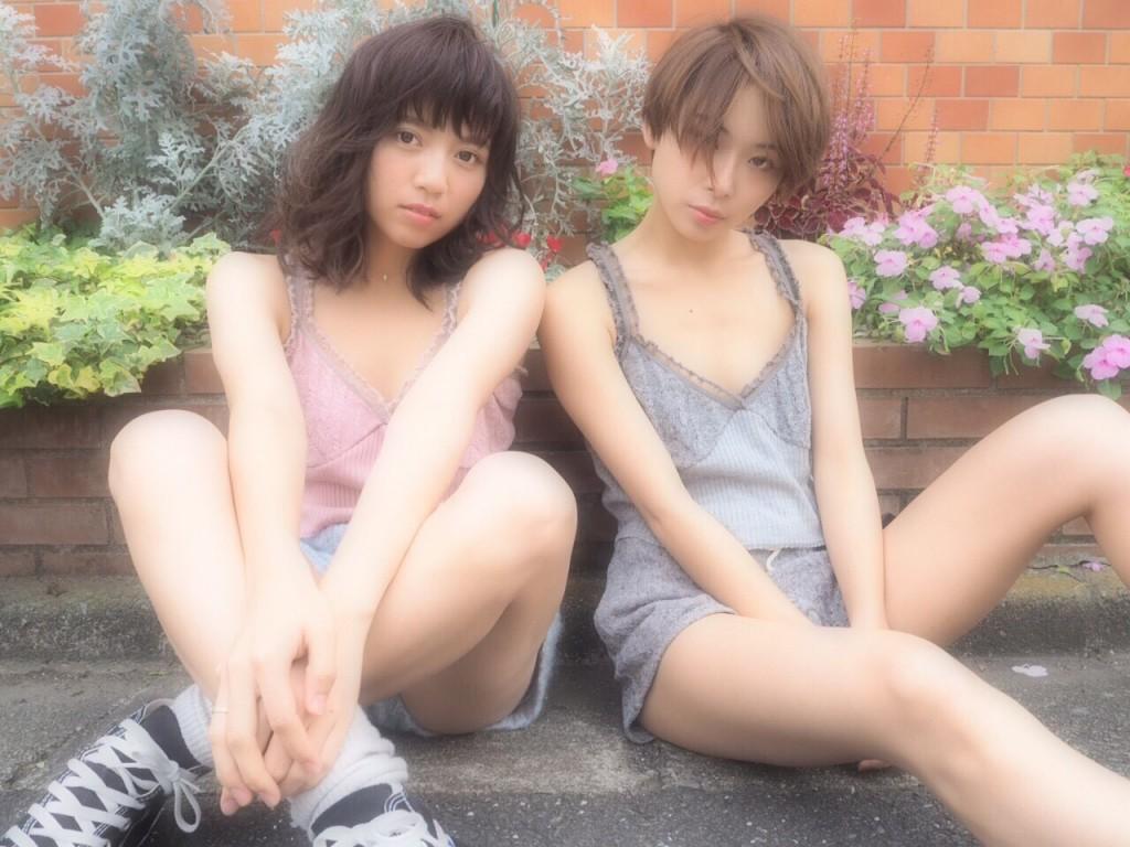 make,hair by 矢嶋唯さん(melgina) make,hair by 滝島真帆さん(miel)