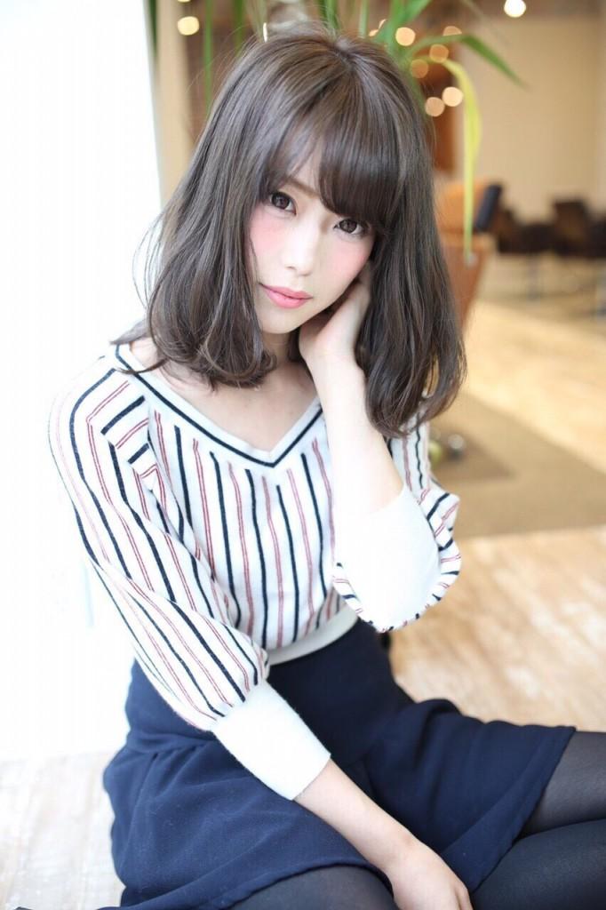 hair by 樋口和貴さん