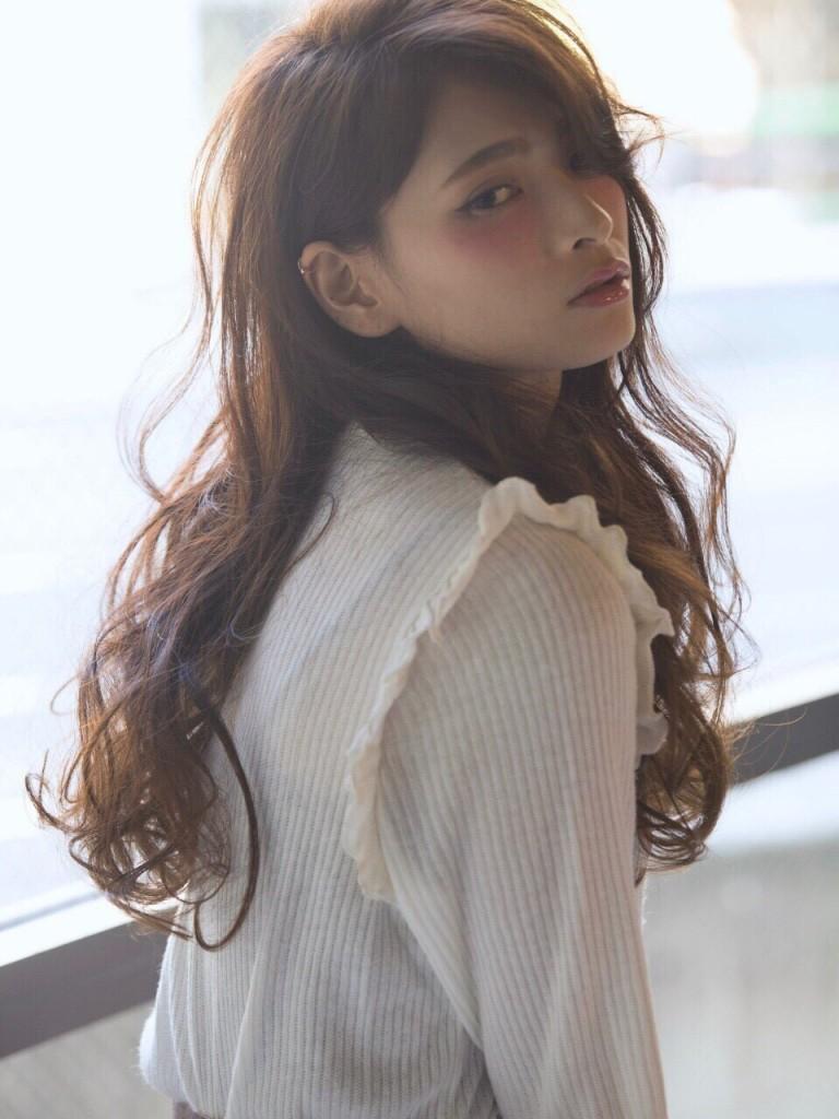 hair by 長谷田大樹さん