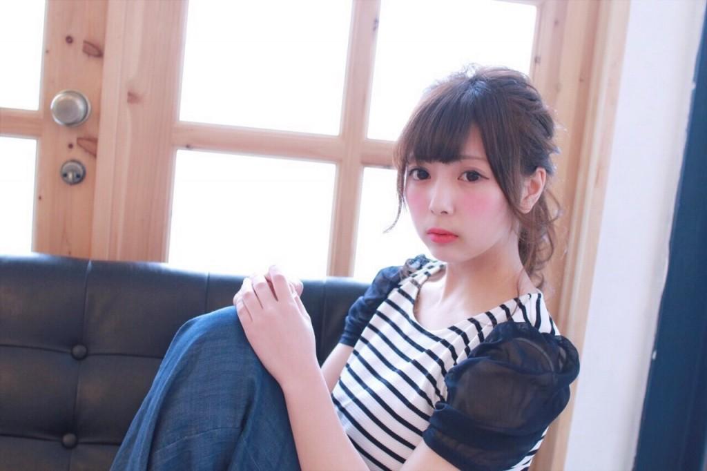 hair by 服部圭太さん