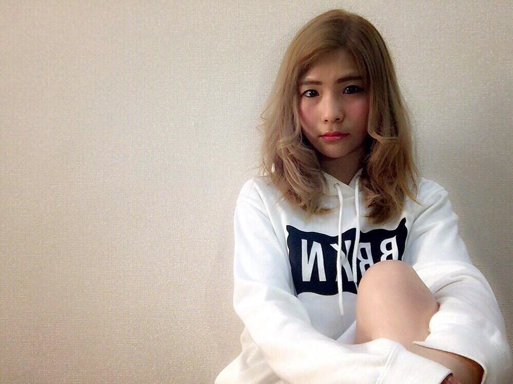 サロンモデル Haruka