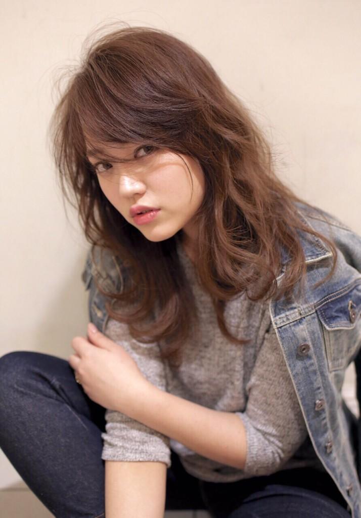 photo by 知花翔さん make by 福島梓さん(セルフメイク)