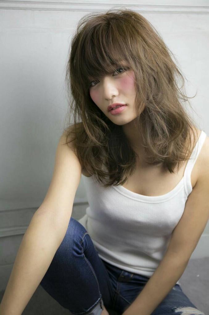 hair&photo by 松田永昌さん