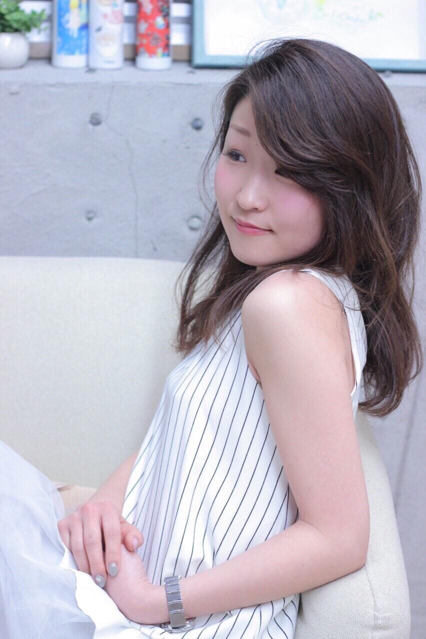 サロンモデル shiho