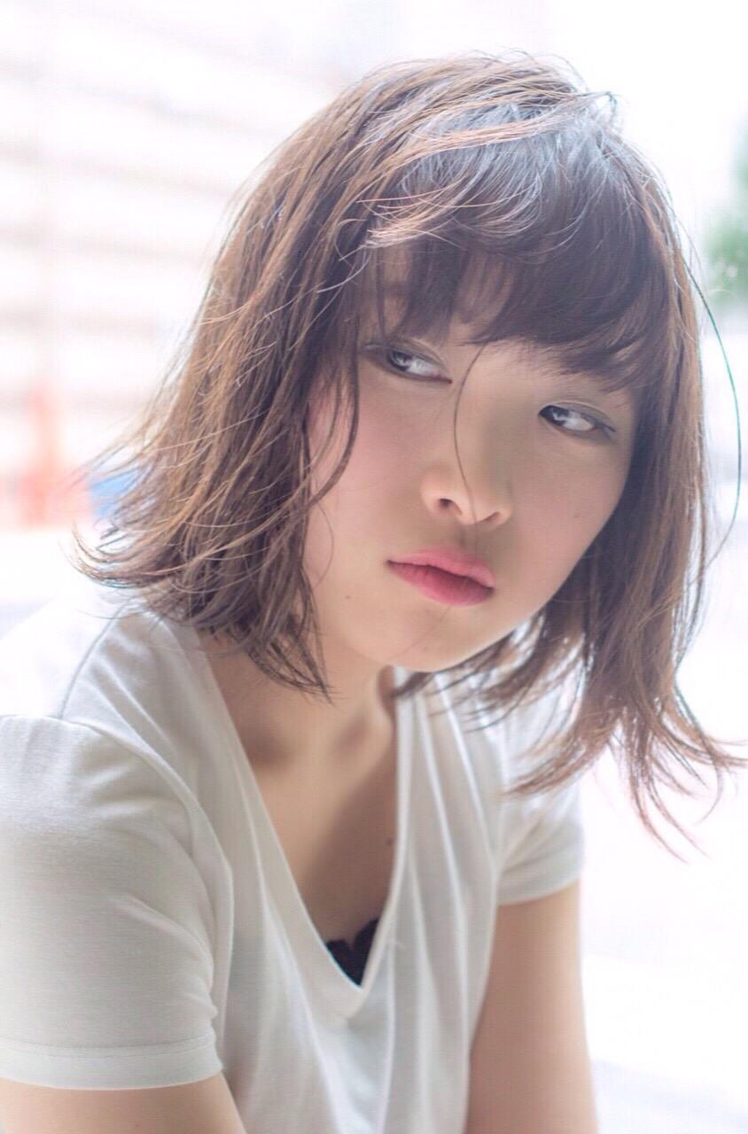 サロンモデル MIKU