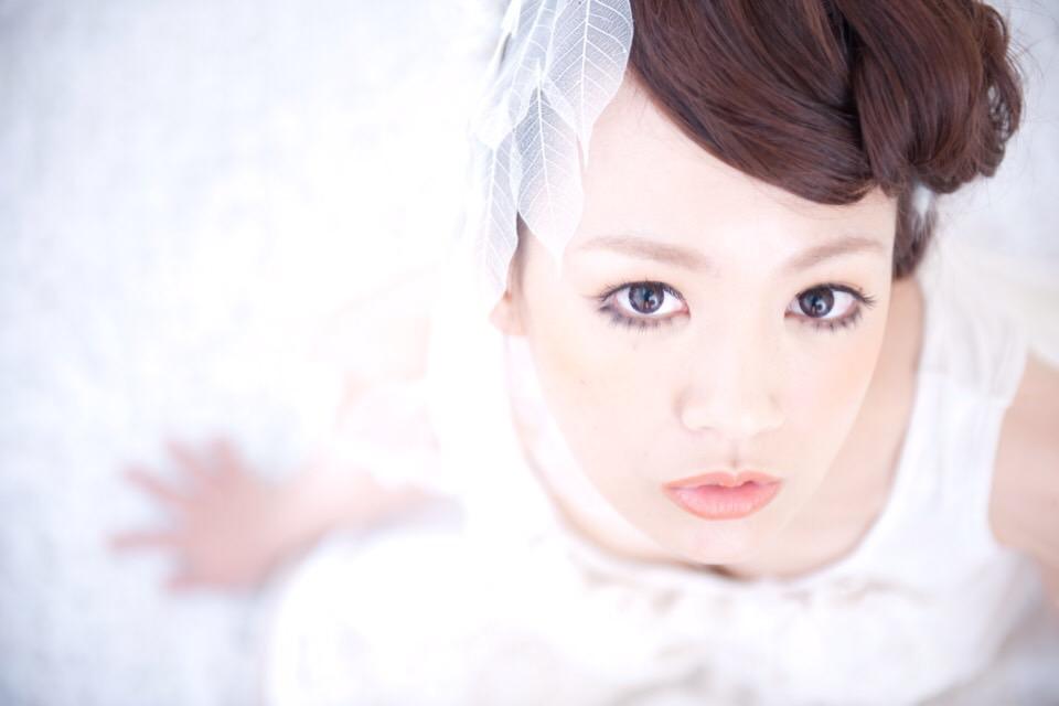 サロンモデル 神谷彩希