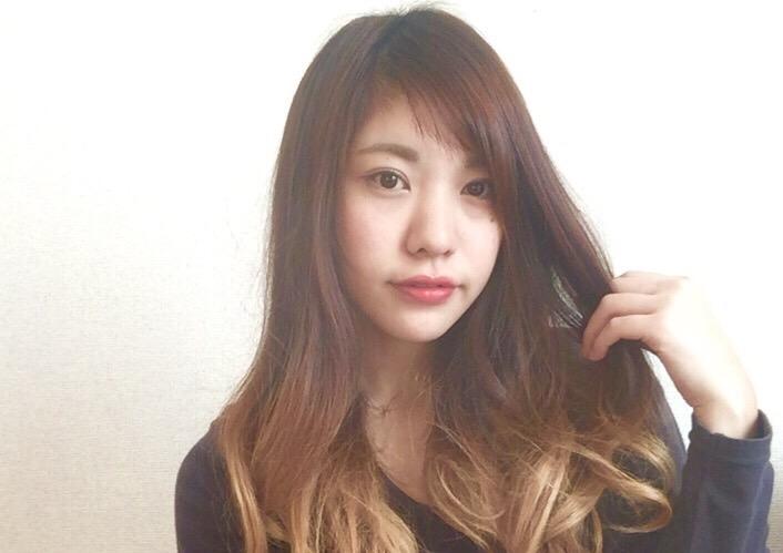 サロンモデル yu-ki.