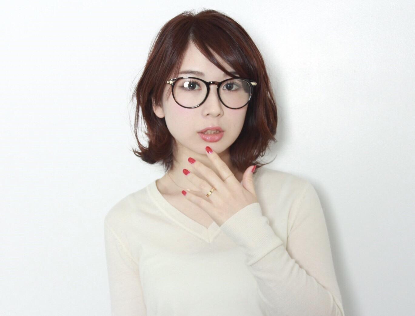 サロンモデル SAYURI