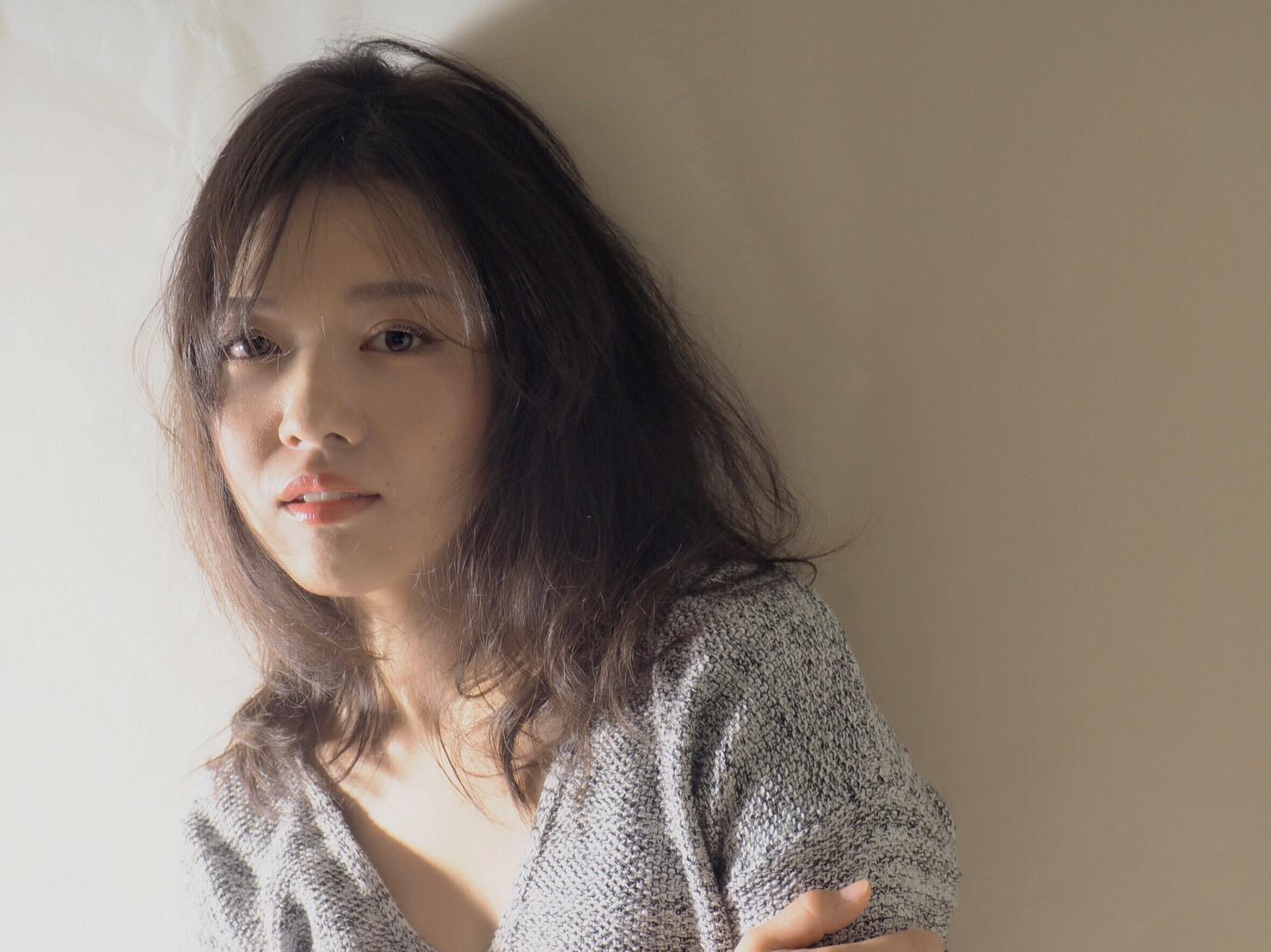 サロンモデル Aki